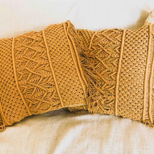 Macrame Cushion BAMBU