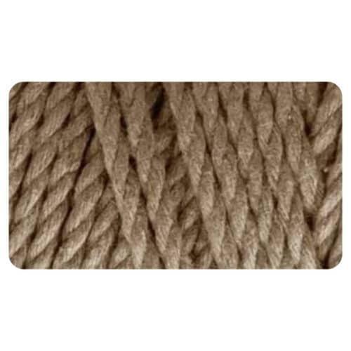 macrame rope cord 3mm BARLEY