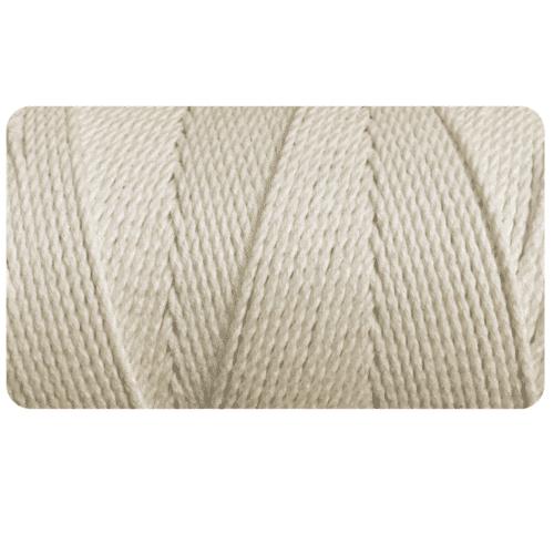macrame rope 4mm NATURAL