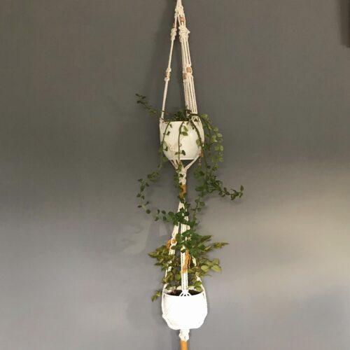 Macrame Plant Hanger MOJAVE