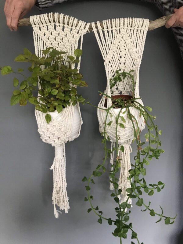 Macrame Plant Hanger CaNaXica