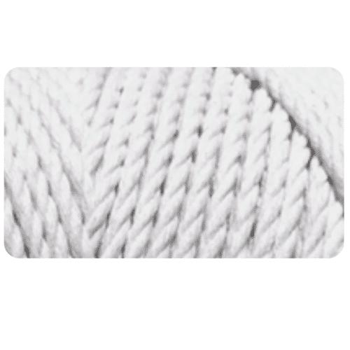macrame rope 4mm WHITE
