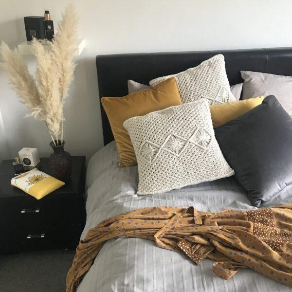 Joshua Macrame Cushion €45 lifestyle2