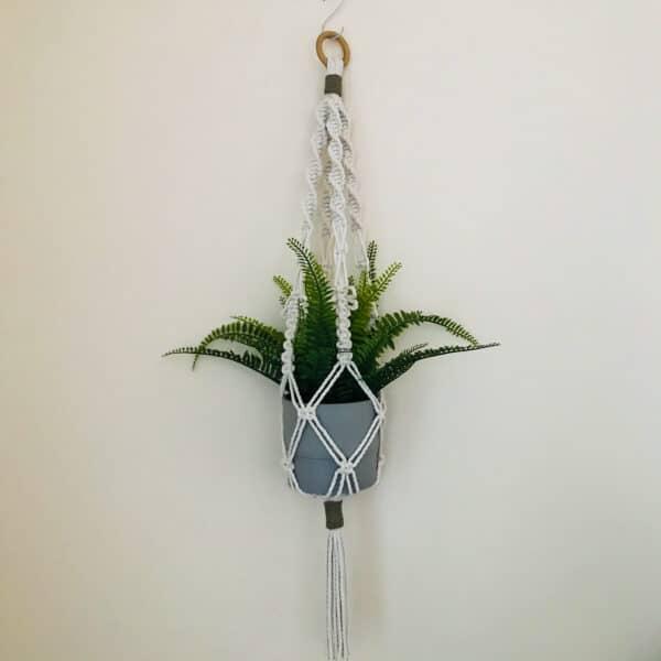 Macrame Plant Hanger Rhodes